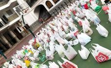 Maristas recauda 6.500 kilos de alimentos y 21.000 euros para familias necesitadas en su campaña de Navidad
