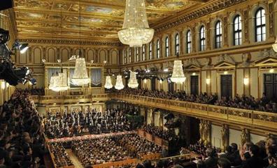 La historia del Concierto de Año Nuevo de Viena