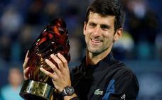 Djokovic se proclama campeón por cuarta ocasión en Abu Dabi