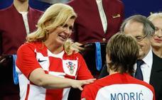Modric, Cilic... el 2018 dorado de Croacia