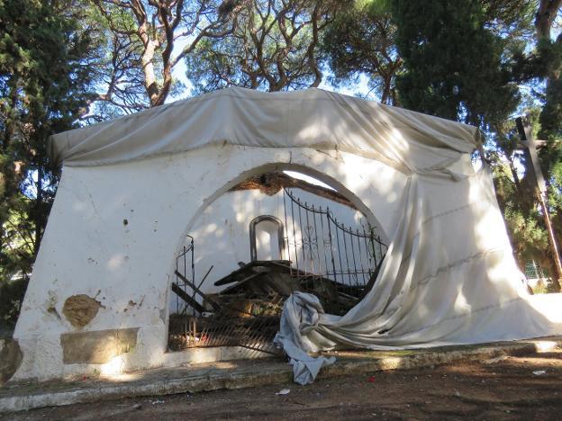 Marbella El Recuerdo A Vigil De Quiñones En Ruinas Diario Sur