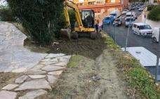 Remodelan el acceso peatonal de Juan Benítez, mejorando la seguridad