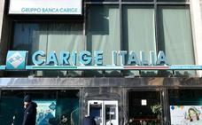 El BCE interviene el banco italiano Carige tras rechazar su plan de reflotación