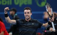 Bautista se enfrentará a Djokovic en semifinales de Doha