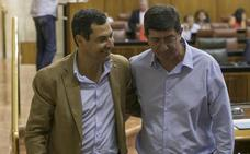 PP y Cs se reúnen esta tarde para negociar la estructura de gobierno en Andalucía