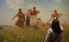 El Museo Ruso pierde una cuarta parte de su número de visitantes