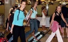 La llegada de turistas, cerca de su sexto récord anual tras volver a subir en noviembre