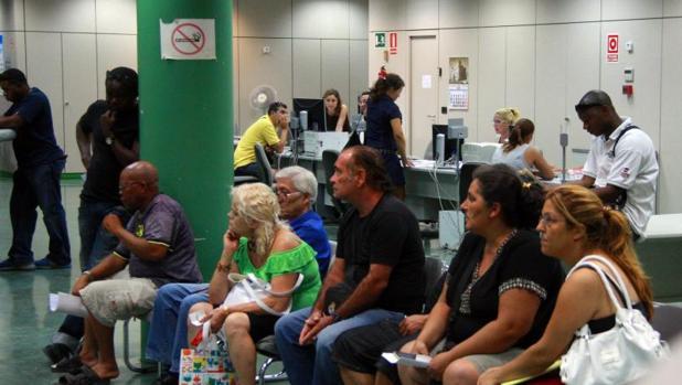 Marbella comienza el año con cerca de 12.000 desempleados
