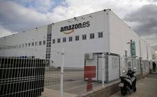 La huelga de Amazon finaliza con un seguimiento del 60% en el turno de noche, según CC OO