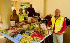 El Rotary Club de Mijas International, con los más necesitados