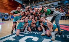 Medallas para las selecciones andaluces cadetes de baloncesto, con protagonismo malagueño