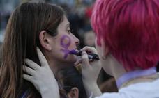 Colectivos feministas de Málaga se suman a la protesta convocada para el 15 de enero