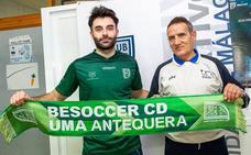 El BeSoccer UMA Antequera ficha a Pablo Ibarra