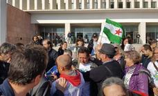 Suspendido el juicio contra los activistas detenidos que protestaban contra el proyecto de la Academia del Málaga