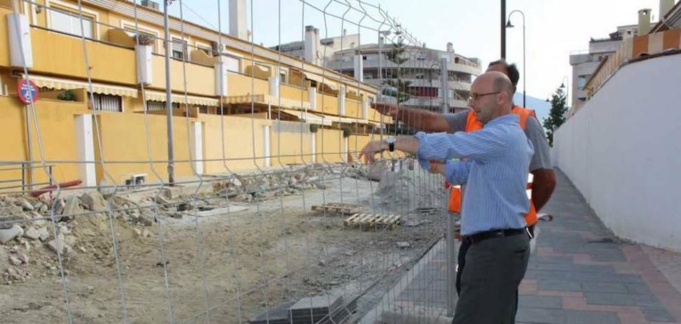 Mijas invertirá 700.000 euros para redactar una treintena de nuevos proyectos