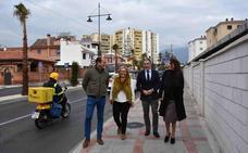 Fuengirola completa la renovación de su principal acceso a la localidad