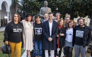 Adelante y PSOE negocian una candidatura por si Vox no respalda la investidura de Moreno