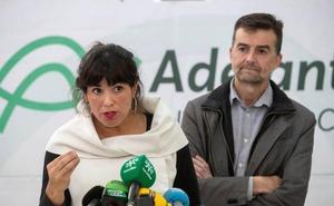 Adelante no vetará a Susana Díaz en una candidatura alternativa si no hay acuerdo en la derecha