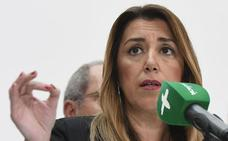 La dirección del PSOE vigilará las decisiones que tome Susana Díaz