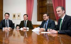 Vox renuncia al grueso de sus propuestas y da a PP y Ciudadanos el Gobierno de Andalucía