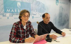 Podemos considera al gobierno de Marbella «incapaz de gestionar lo público»