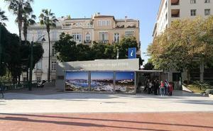 El Ayuntamiento tramita instalar al fin ocho aseos públicos en Málaga
