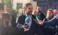 Daniel Pérez intensifica su precampaña como candidato del PSOE a la Alcaldía