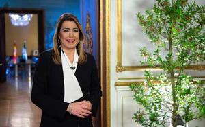 Susana Díaz: «Seguiremos defendiendo los derechos de todos en Andalucía»