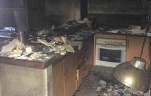 Siete personas, entre ellas dos bebés, intoxicadas por inhalación de humo en un incendio en Nerja