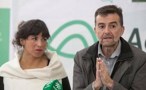 Antonio Maíllo arremete contra el PSOE por no presentar la candidatura de Díaz