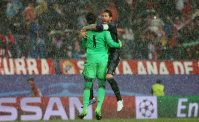 Sergio Ramos y Keylor Navas quieren que el Bernabéu sea una caldera