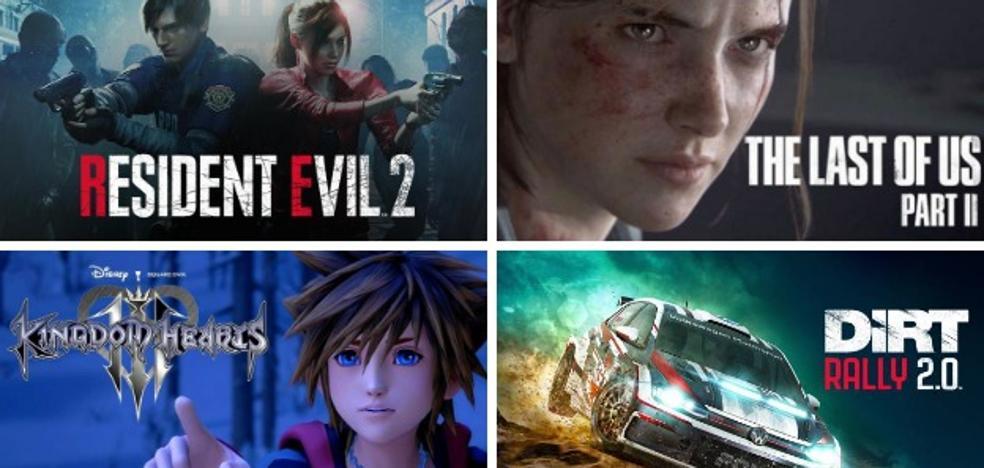 Los grandes videojuegos que llegarán en 2019