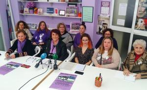 El colectivo feminista se moviliza contra el nuevo gobierno andaluz