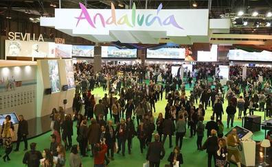 Andalucía duplicará en Fitur el espacio para que las empresas hagan negocio