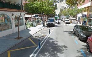 Detenido en Marbella un hombre tras atacar y hacerle dos cortes profundos en el cuello a otro