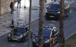 Los rodajes dejan en Málaga una inversión directa de 13 millones