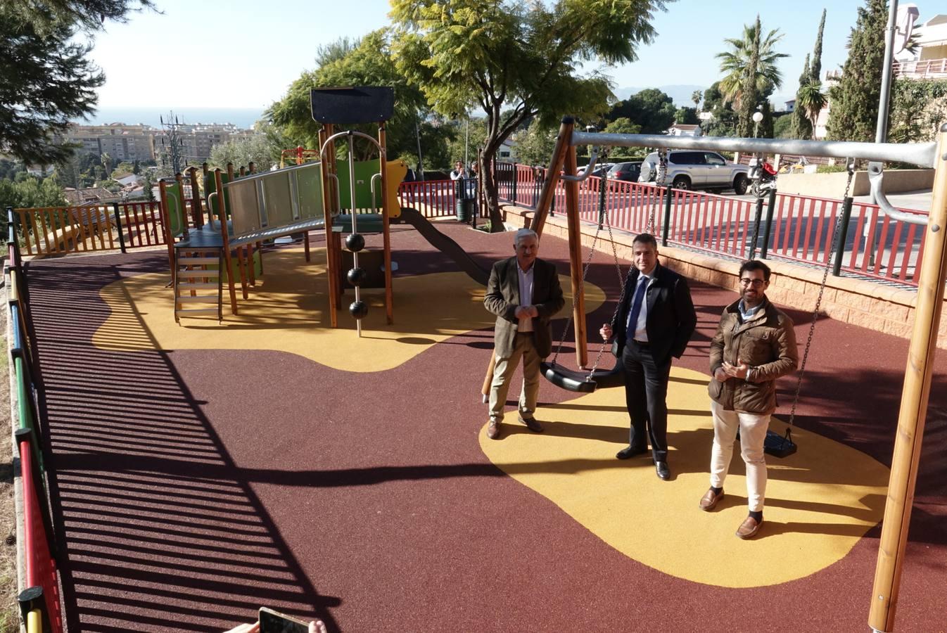 Distrito Este: Miraflores del Palo estrena parque