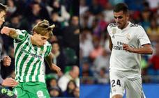 Canales y Ceballos, o lo que cuesta hacerse un sitio en el Real Madrid