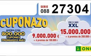 El Cuponazo de la ONCE deja 250.000 euros en Marbella