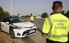 Interceptan a un conductor con 150 kilos de hachís en el interior de un coche robado en Torremolinos