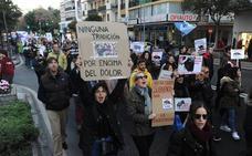 Los animalistas se resisten a retroceder en Marbella