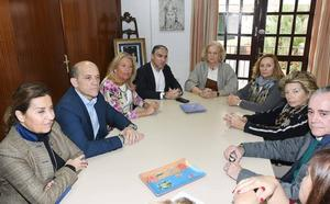 La Diputación aporta 100.000 euros para evitar el cierre de Concordia Antisida
