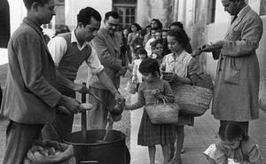 «Lo mejor de estos 50 años de Cáritas en Málaga ha sido el voluntariado»