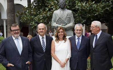 Andalucía cierra un ciclo con la salida del PSOE de la Junta