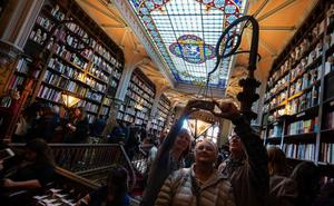 La librería que salvó Harry Potter