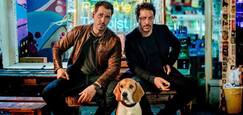 'Dogs of Berlin', un explosivo cóctel de mafia, fútbol y neonazis