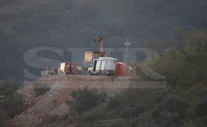 Los equipos de rescate emplearán tres sistemas para localizar a Julen