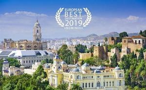 Arranca este martes la votación online en la que Málaga es candidata a mejor destino europeo 2019