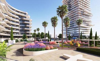 Metrovacesa prevé iniciar en marzo los primeros pisos de la nueva fachada litoral oeste