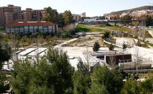 El Ayuntamiento de Málaga saca a concurso mejoras en cinco parques por 2,6 millones de euros